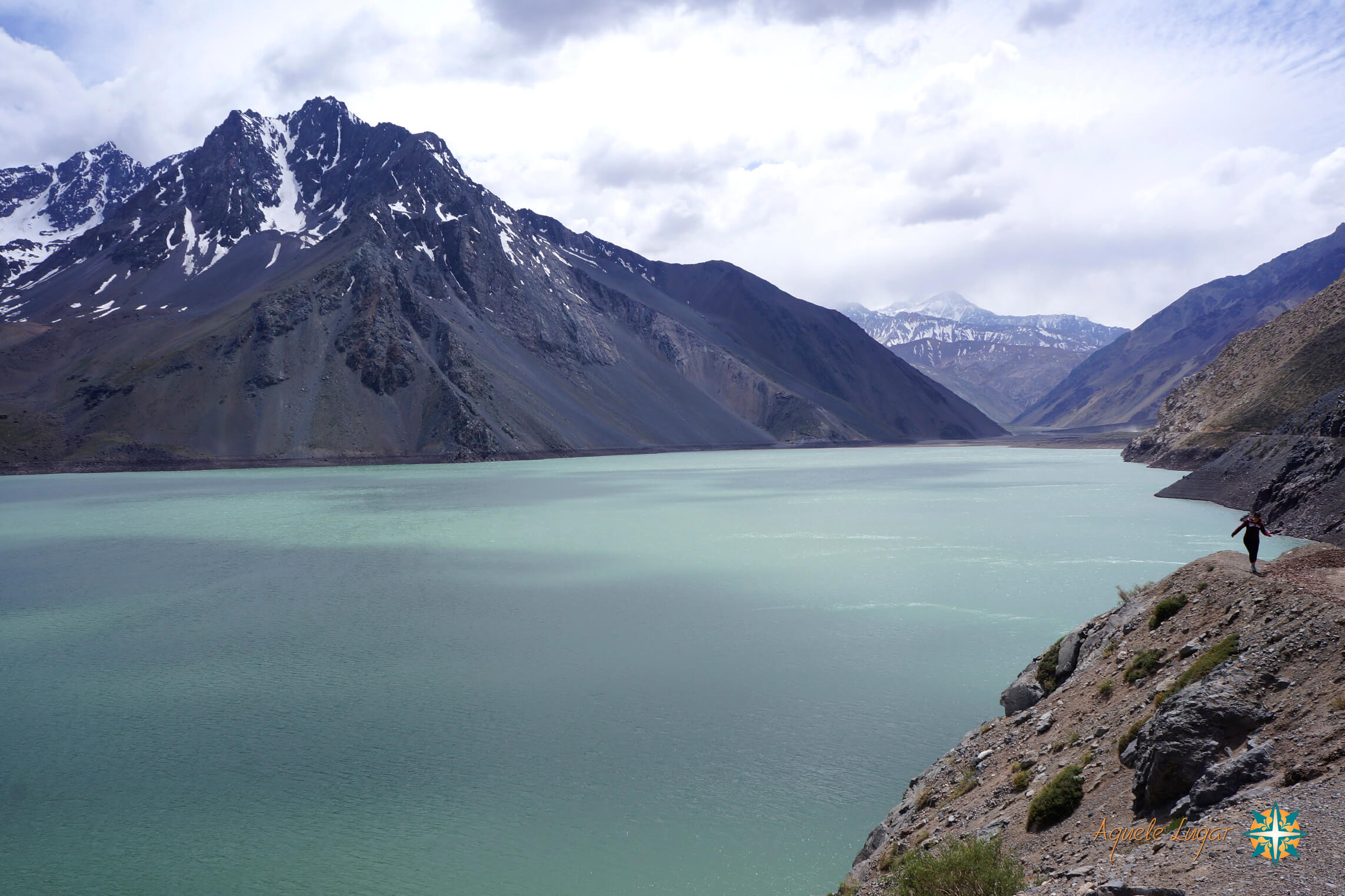 El Yeso – Vale do Maipo – Chile