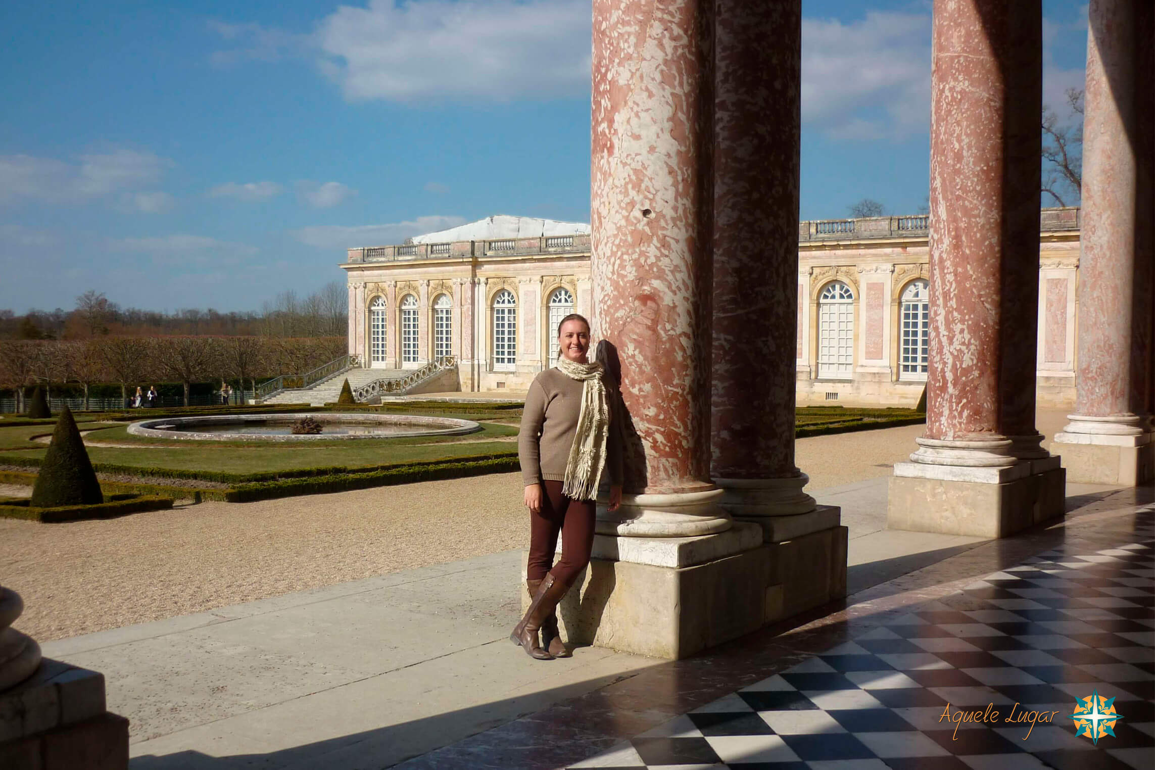 Grand Trianon – Versailles